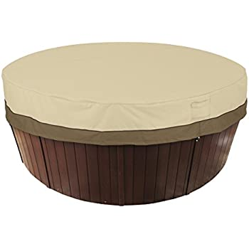 Amazon Com Covermates Round Hot Tub Cover 80diameter
