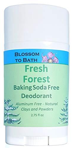 Blossom to Bath Baking Soda Free Deodorant, Fresh Forest (2.75 ounce)