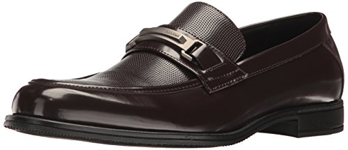Calvin Klein Men's Aidan Box Smooth Oxford
