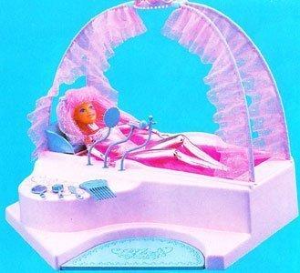 vintage doll bed - 6