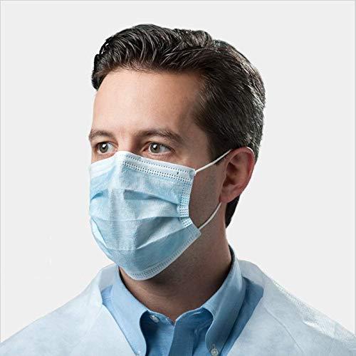🥇 MERSUII 50 Unidades de protección Facial