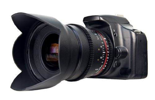 Bower SLY24VDS Ultra-Fast Wide-Angle 24mm T/1.5 Digital C...