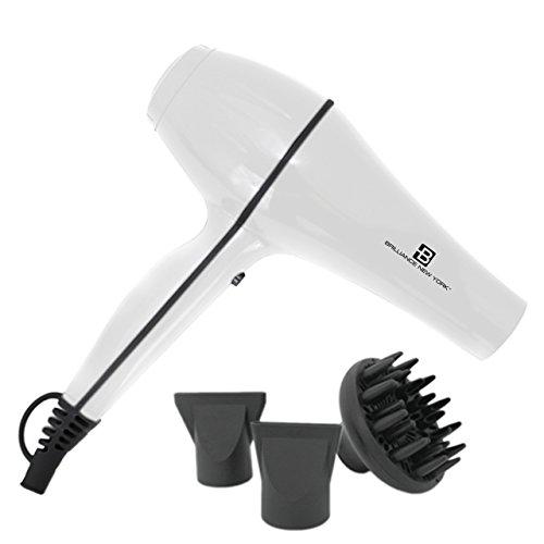 quiet folding hair dryer - 5