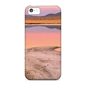 Iphone 5c QKf18339suBO Unique Design Realistic Twilight Image Perfect Hard Cell-phone Cases -KerryParsons