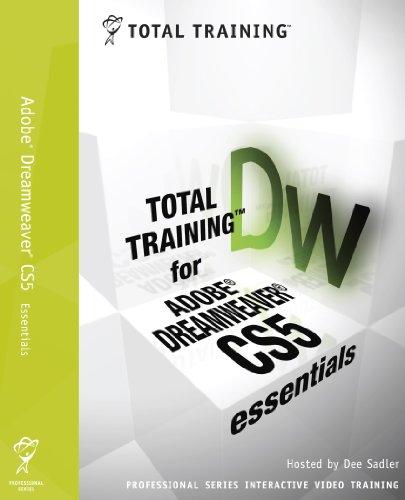 Total Training for Adobe Dreamweaver CS5: Essentials  [Download]