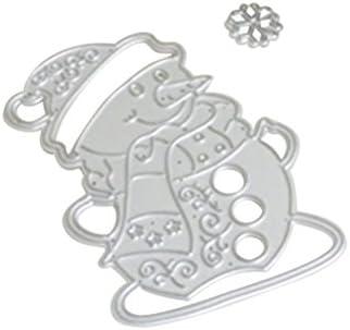 rosenice plantilla diseño de Navidad plantillas plantillas para DIY Scrapbooking álbum Tarjetas