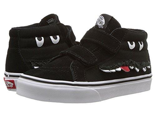 Pictures of Vans Boy's Sk8 Mid Reissue V Skate Shoes M 6