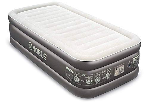 Noble Twin XL Size Comfort Double HIGH Raised Air Mattress -