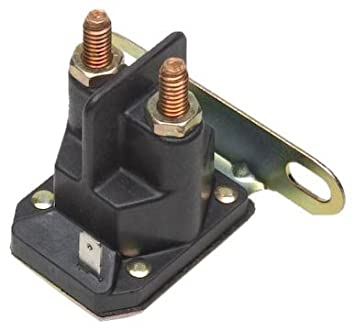 41n7hiOXc4L._SX355_ amazon com mtd 925 1426a solenoid 12 volt 100 amp lawn mower  at sewacar.co