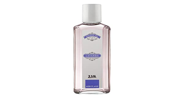 Colonia Zuma con aroma a lavanda, 250 ml: Amazon.es: Belleza
