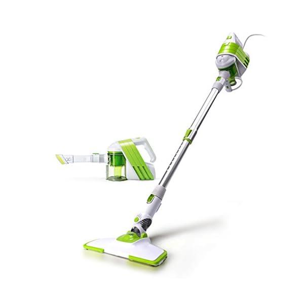 DLewiee Powerful Ultra-Quiet Vacuum Cleaner Handheld Pusher Combo Small Mini Except Mites 1.2L Vacuum Cleaner