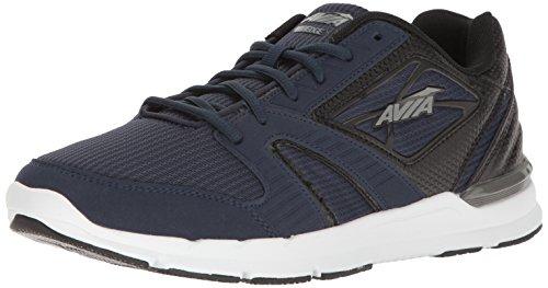 Cross-Trainer Shoe, True Navy/Black/Frost Grey, 11 M US (Cross Trainers Gym)
