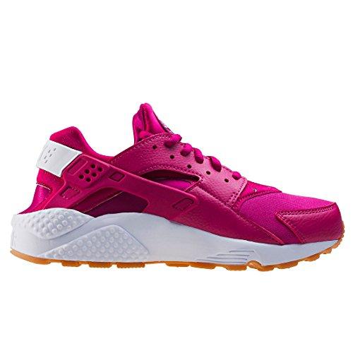 Nike Wmns Air Huarache Run, Entrenadores para Mujer fucsia