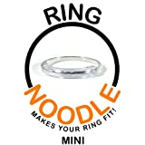 RING NOODLE 6 pack (mini) - Ring Size Reducer, Ring Guard, Ring Size Adjuster