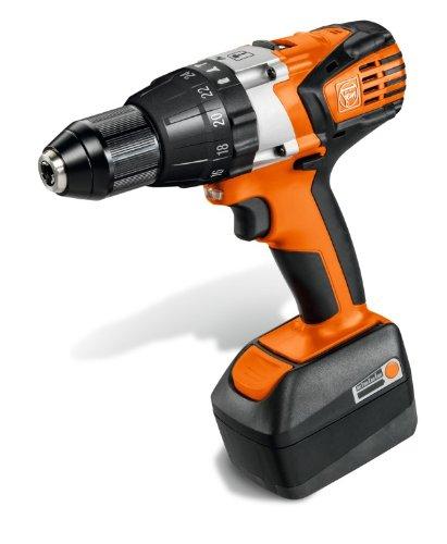 Fein ASB 14 2 Speed Cordless Hammer Drill includes 2 x 4.0Ah Batteries