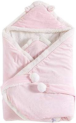 Octubre Elf Cute recién nacido bebé Swaddle grueso saco de dormir ...