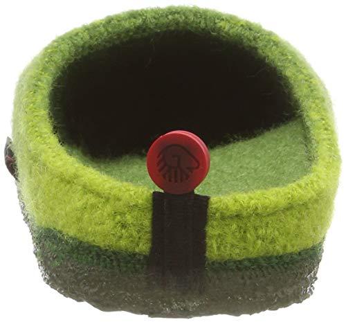 A Verde avocado Basso Donna 451 Naurath Collo Pantofole Giesswein qpgxwg
