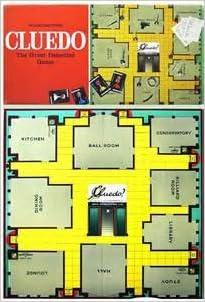 CLUEDO The Great Detective Game Waddingtons 1972: Amazon.es: Waddingtons: Libros