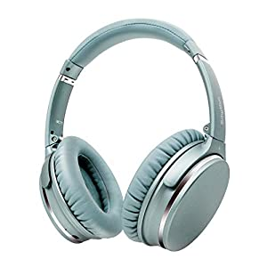 Active Noise Cancelling Stereo Headphones Bluetooth 5.0,Srhythm NC25 (Upgrated 2020) ANC Headset Over-Ear with Hi-Fi,Mic…