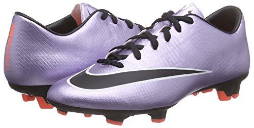 Homme silber Football Argent schwarz Mercurial Fg Chaussures Nike V De Victory gZTwznx