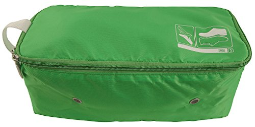 Flight 001 Spacepak Shoe Bag (Green) by Flight 001 (Image #1)