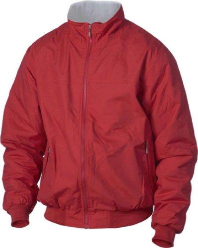 In Colori Foderata Rosso Misure Disponibili Giacca Xs Pile xxl Leggera 5 Unisex Impermeabile q10cR4