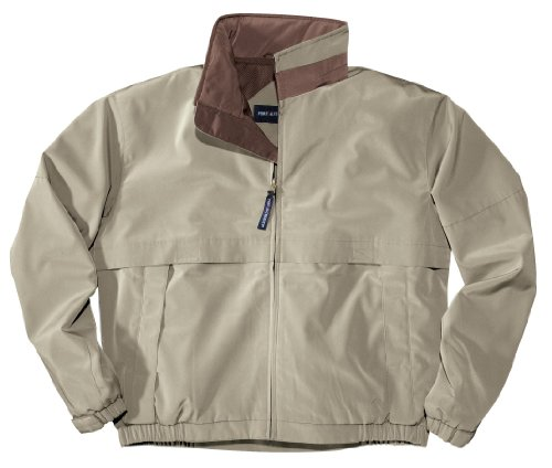 y Jacket>XL Khaki/Nutmeg J764 (J764 Legacy Port)