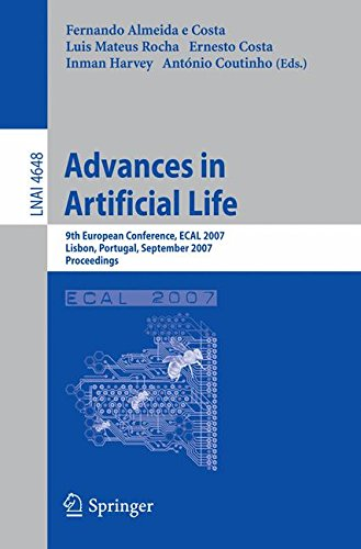 Advances in Artificial Life: 9th European Conference, ECAL 2007, Lisbon, Portugal, September 10-14, 2007, Proceedings (L