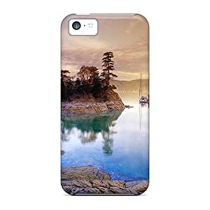 5c Perfect Case For Iphone - HFM141MBRb Case Cover Skin