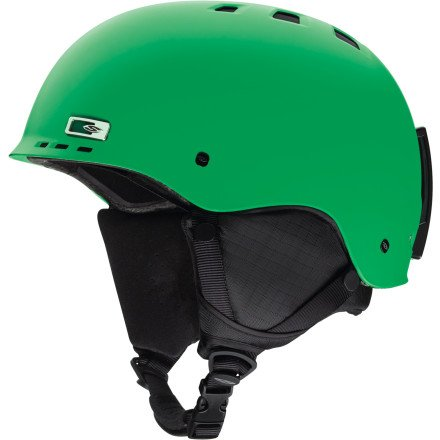Smith Optics Holt Snowboard Helmet - Matte Kelly Large Kelly Matte