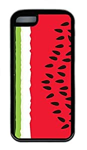 Lovely Watermelon Image Cases For iPhone 5C - Summer Unique Wholesale 5c Cases by lolosakes