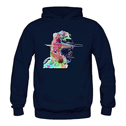 Eastwood Vector Long Sleeve Sweatshirts Hoodie ()