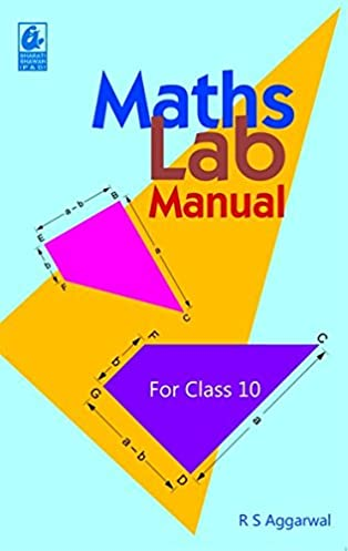 maths lab manual for class 10 amazon in raghubir singh aggarwal rh amazon in cbse maths lab manual cbse maths lab manual class 7