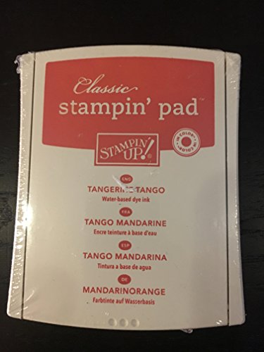 Stampin' Up! Classic Stampin' Pad Tangerine Tango from Stampin' Up