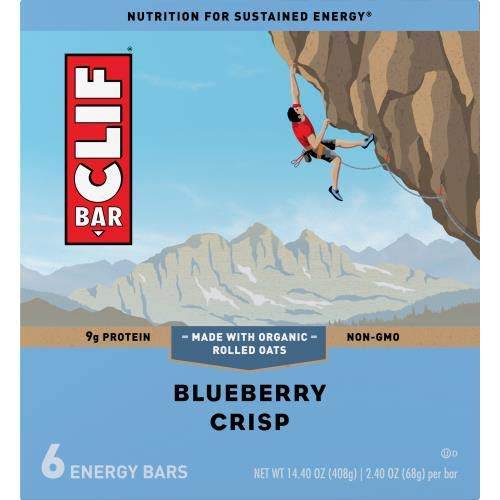 Blueberry Crisp Energy Bar (Pack of 2)