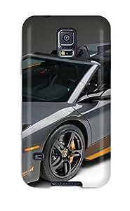 1012976K41735111 High Quality Lamborghini Murcielago Lp 650 4 Roadster Skin Case Cover Specially Designed For Galaxy - S5