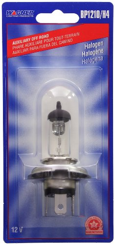 Speed Shop Drifter - Wagner Lighting BP1210H4 Halogen Capsule - Card of 1