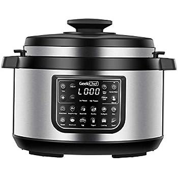 Amazon.com: Power Quick Pot (6 QUART) 37 in1 Multi- Use ...
