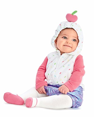Carter's Baby Halloween Costume Many Styles (24m, Cupcake)
