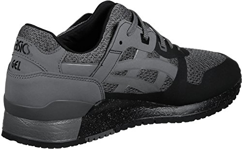 Asics - Gel Lyte III NS Black/Carbon - Sneakers Hombre gris negro