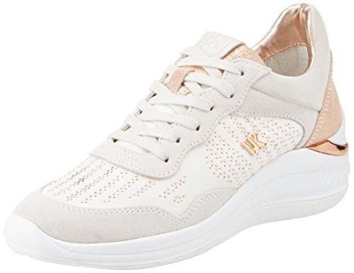 Lumberjack Kym, Zapatillas para Mujer Blanco (White/Quartz M0713)