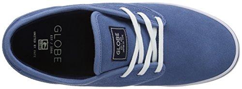 Blau Faded Blue Globe Motley 12077 Unisex Sneakers Erwachsene Pg77FSqO