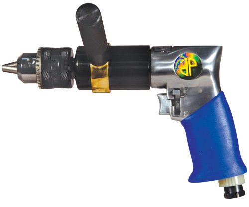 "Astro 527C 500 rpm 1/2"" Extra Heavy Duty Reversible Air Drill"