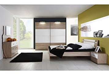 Baur Schlafzimmer-Set (4-tlg.) weiß Pflegeleichte ...