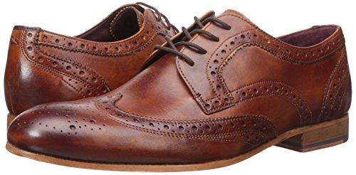 Ted Baker Men's Gryene Oxford, Tan Leather, 9.5 M US