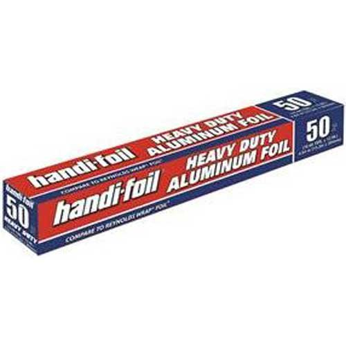 Handi Foil Wrap, 12 inch x 50 Foot -- 24 per case. by Handi-Foil
