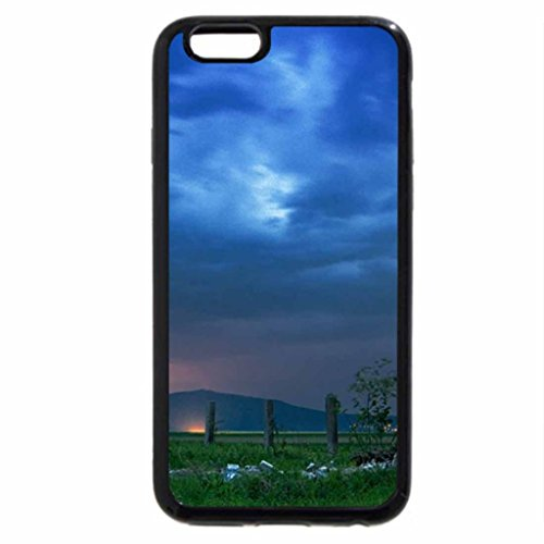 iPhone 6S / iPhone 6 Case (Black) Try to catch the Storm