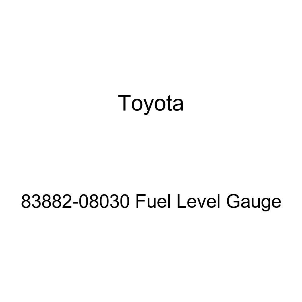 Toyota 83882-08030 Fuel Level Gauge