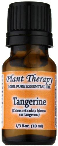 Huile essentielle de mandarine. 10 ml. 100% Pure, non dilué, de grade thérapeutique.