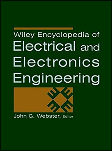 Wiley Encyclopedia Of Electrical And Electronics Engineering 24 Volume Set John G Webster 9780471139461 Amazon Books